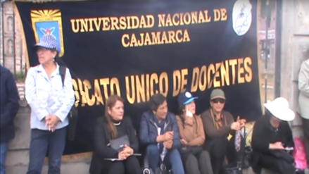 Docentes universitarios amenazan con huelga de hambre