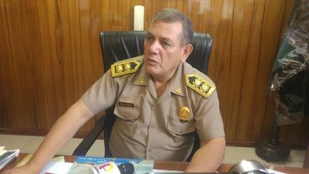 Chimbote: policía realizara operativos por fiestas de fin de año