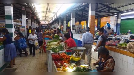 Trujillo: buscan prevenir desastres en importante mercado
