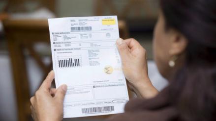 Municipalidades podrán cobrar impuestos a través de recibos de luz