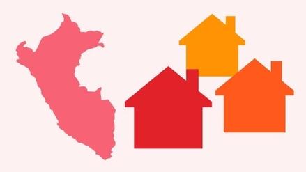 Perú es el tercer país de Latinoamérica con mayor déficit de viviendas