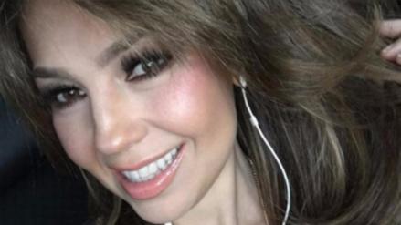 Thalía comparte romántico mensaje sobre su esposo