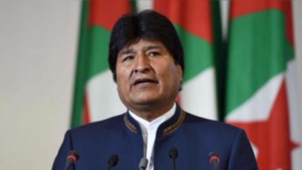 Joven boliviana amenaza con asesinar a Evo Morales