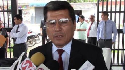 Fiscal de Nueva Cajamarca solicitó su traslado por amenazas