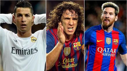 """Puyol: Cristiano no fue el futbolista que más me costó marcar, sino Messi en los entrenamientos"""""""