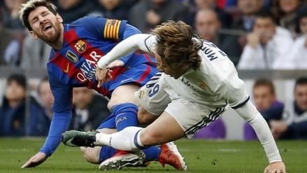 Las mejores postales que dejó el empate 1-1 entre Barcelona y Real Madrid
