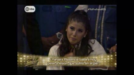 Reyes de Show: Peligra participación de Yahaira Plasencia