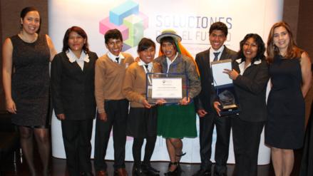Escolares de Puno implementan proyecto de innovación ambiental