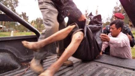 Dos muertos y dos heridos dejó dos accidentes de tránsito en Chota