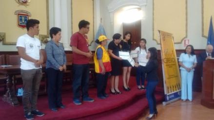 Chiclayo: reconocen labor de voluntarios en el marco de su día internacional