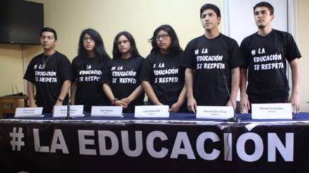Estudiantes marcharán este martes a favor de la reforma universitaria