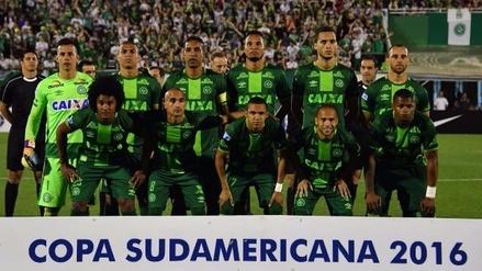 Conmebol declaró al Chapecoense campeón de la Copa Sudamericana 2016