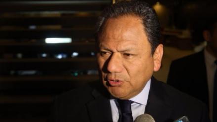 Exministro Mariano González será reincorporado al Parlamento Andino