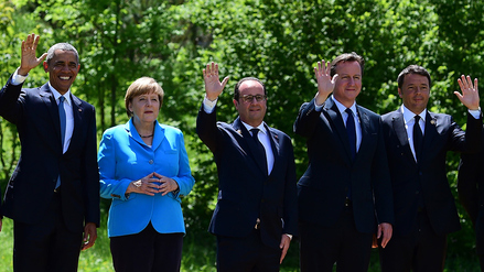 Los líderes de esta foto tuvieron un 2016 para olvidar