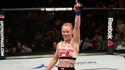 Valentina Shevchenko será rival de Julianna Peña el próximo año en la UFC