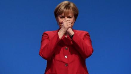 Ángela Merkel fue reelecta como presidenta de la Unión Cristianodemócrata