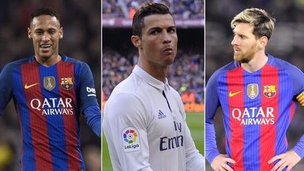 Según France Football: Neymar es el jugador más valioso del mundo
