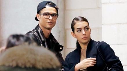 Cristiano Ronaldo le consiguió trabajo a su novia luego de ser despedida de Gucci