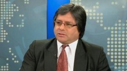 """Sutep dice que """"hay oportunismo político"""" en la interpelación a Jaime Saavedra"""