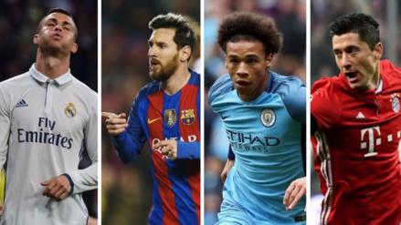 Conoce a todos los clasificados a los octavos de final de la Champions League