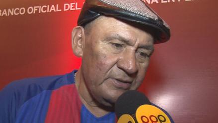 Hugo Sotil deseó que pronto más peruanos jueguen en el Barcelona
