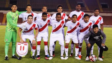 Perú quedó en el Grupo B del Sudamericano Sub-20 con Argentina y Uruguay