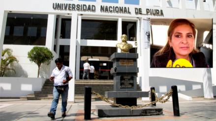 Piura: UNP inicia procedimiento para anular títulos a congresista Maritza García