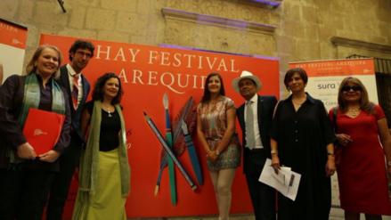 Hay Festival se inició hoy en Arequipa