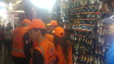 Trujillo: advierten con cerrar mercado exMayorista en 10 días