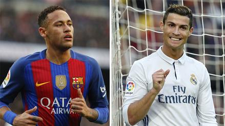 Football Leaks reveló cuánto valen las firmas de Neymar y Cristiano Ronaldo