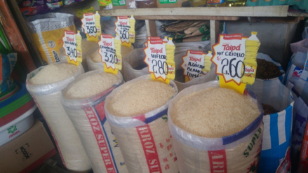 Suben precios de productos por escasez de agua en mercados de Chiclayo