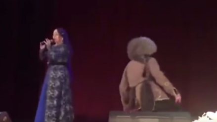 Un bailarín checheno muere por un paro cardíaco en pleno espectáculo
