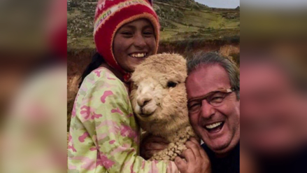 Twitter: un turista visitó Perú y quedó 'enamorado' de las alpacas