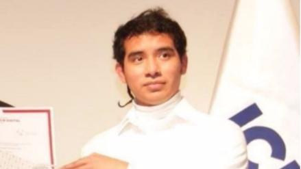 Peruano que creó aplicación para luchar contra el crimen fue premiado en Londres