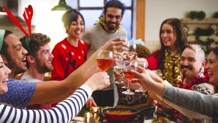 Cómo sobrevivir a las fiestas sin ganar peso