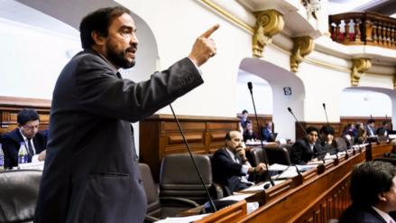 Acción Popular no apoyará moción de censura contra ministro Jaime Saavedra