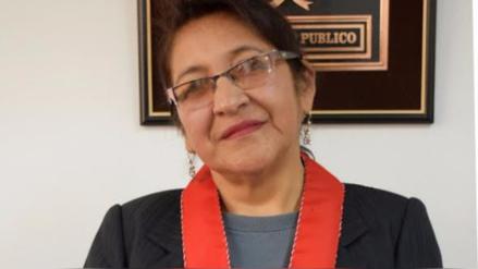 Eligen a nueva presidenta de la junta de fiscales superiores de Puno