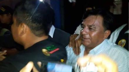 Nueve meses de prisión preventiva a alcalde de Pueblo Nuevo