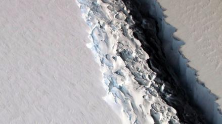 ¿Qué consecuencias traerá la grieta de más 100 kilómetros en la Antártida?