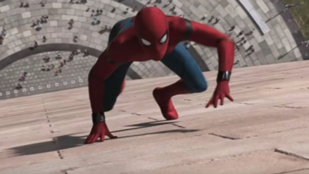 Marvel publicó primer tráiler de Spiderman Homecoming