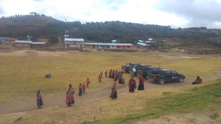 Lambayeque: priorizarán simulacros por incendios forestales en colegios andinos