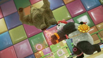 Kuma y Panda se suman a la plantilla de Tekken 7
