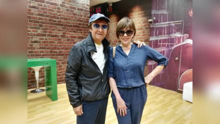 Madame y Peter de 'Al fondo hay sitio' bailarán en 'Reyes del Show'