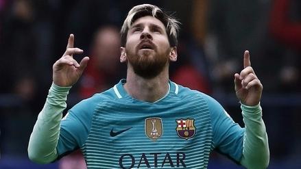 Barcelona volvió a brillar en España de la mano de Lionel Messi