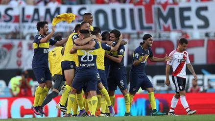 Boca ganó 4-2 a River en el Monumental con un soberbio Carlos Tévez