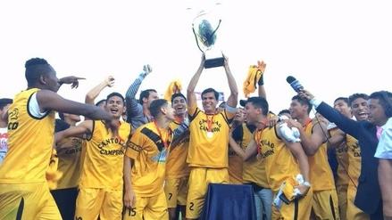 Cantolao venció 2-0 a Sport Áncash y ascendió a la Primera División