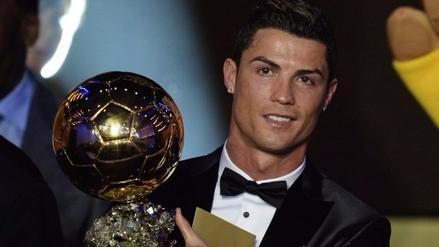 Cristiano Ronaldo ganó su cuarto Balón de Oro