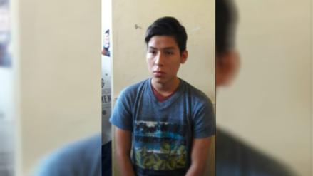 Chiclayo: Fiscalía dispuso prueba de ADN a joven implicado en muerte de menor