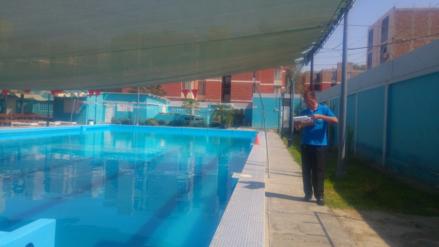 Salud Ambiental de Piura advierte que solo ocho piscinas son saludables