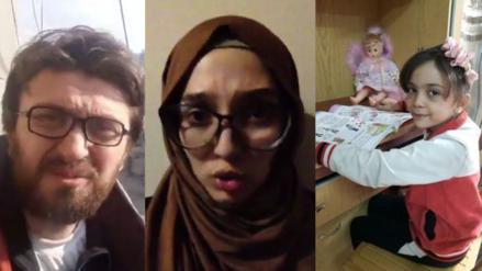 La guerra en Siria a través de desgarradores testimonios en Twitter